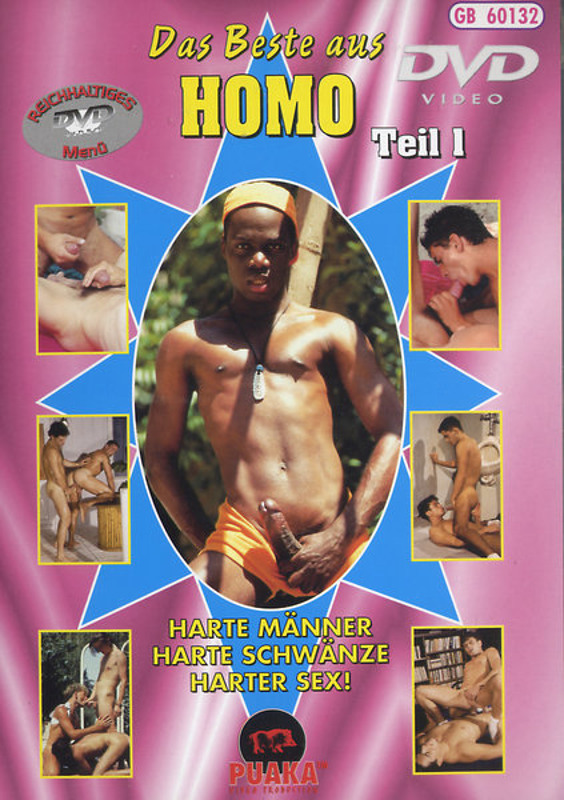 Das Beste aus Homo Teil 1 Gay DVD Image