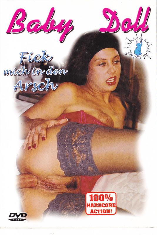 Baby Doll - Fick mich in den Arsch DVD Image