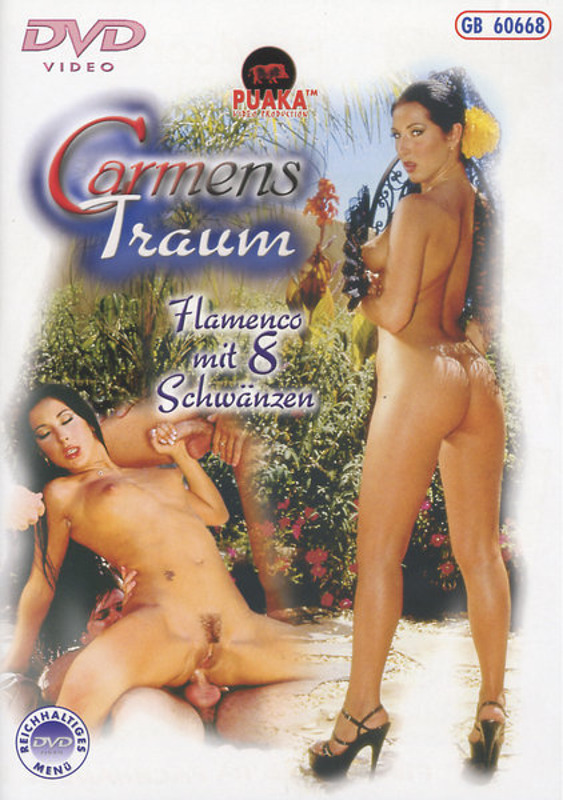 Carmens Traum DVD Image