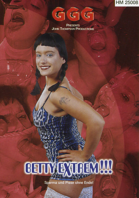 Betty Extrem!!! DVD Image
