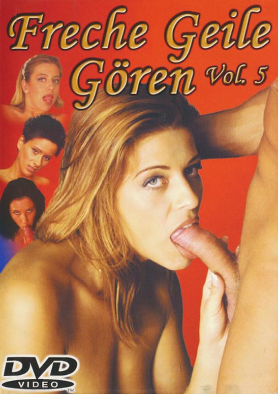 Freche geile Gören  5 DVD Image