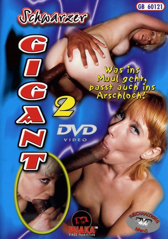 Schwarzer Gigant  2 DVD Image