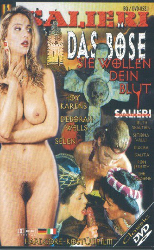 Das Böse DVD Image