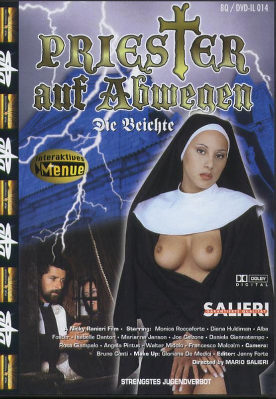 Priester auf Abwegen DVD Image