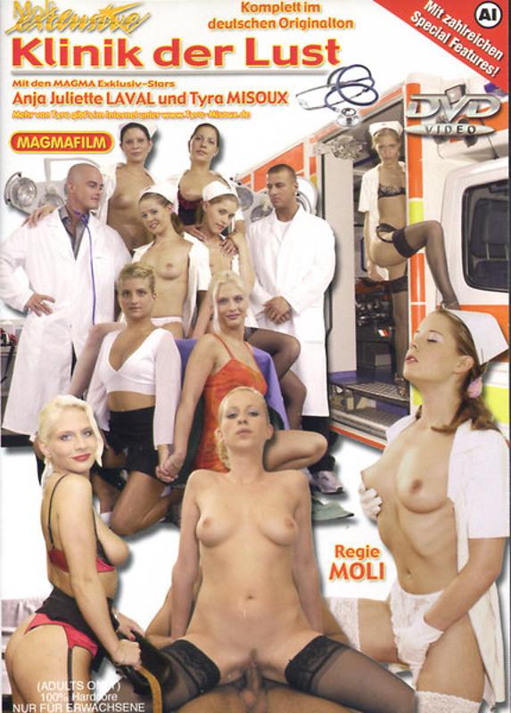 Klinik der Lust DVD Image