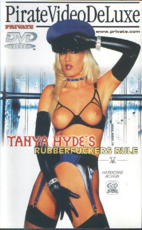 Tanya Hyde's Rubberfuckers rule DVD Image