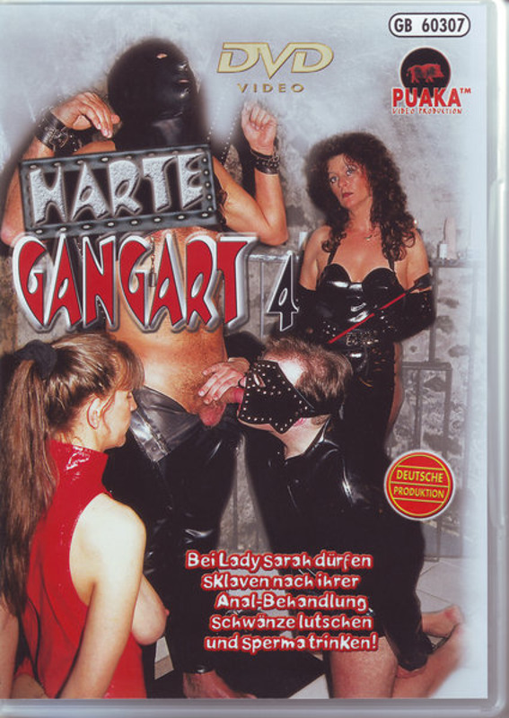 Harte Gangart  4 DVD Image
