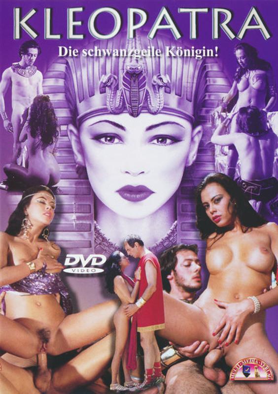 Kleopatra - Die schwanzgeile Königin DVD Image