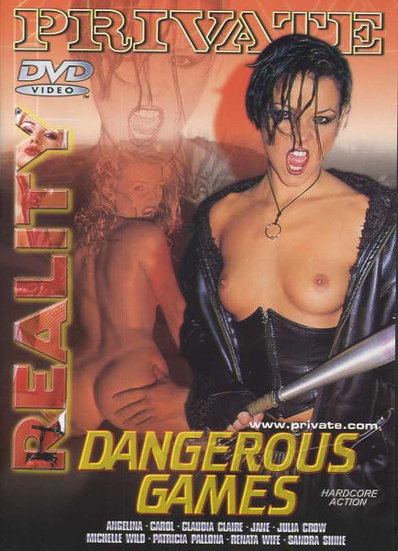 Private Reality 06 - Dangerous Games DVD Image