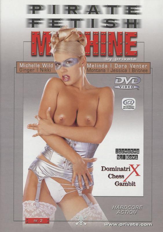 Dominatri Chess X Gambit DVD Image