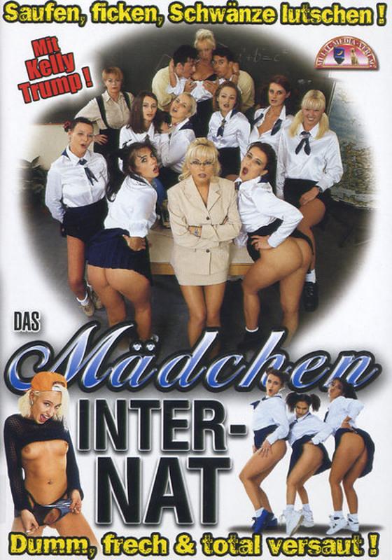 Das Mädchen Internat DVD Image
