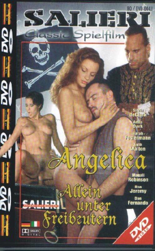 Angelica - Allein unter Freibeutern DVD Image