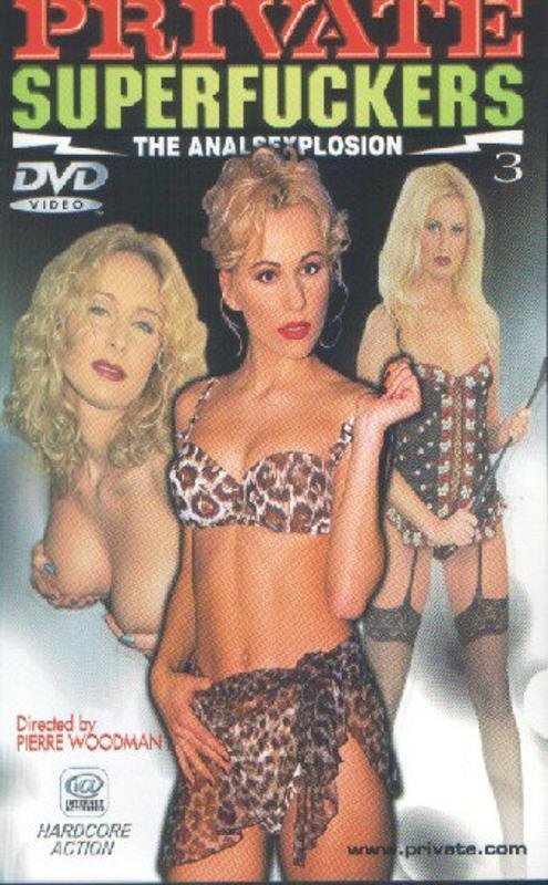 Superfuckers  3 DVD Image