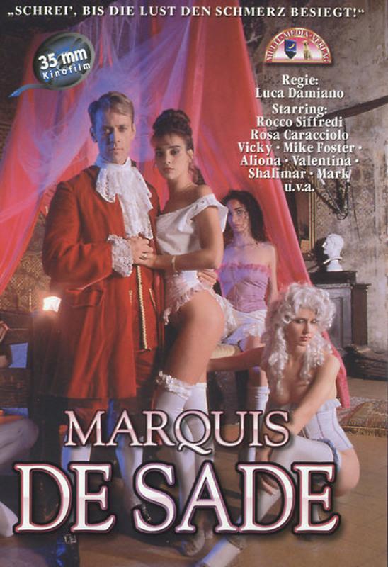 Marquis de Sade DVD Image