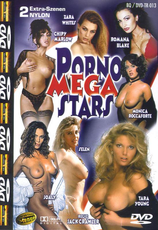 Porno Mega Stars DVD Image