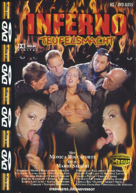 Inferno Teufelsmacht DVD Image