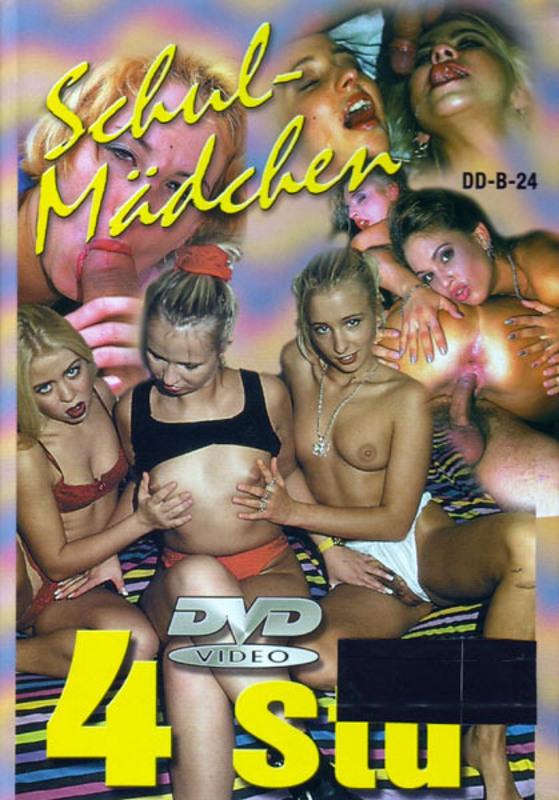 Schulmädchen DVD image