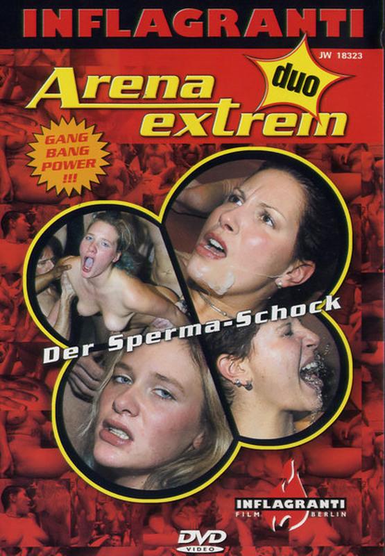 "Arena Extrem ""DUO"" - Der Sperma-Schock DVD Image"