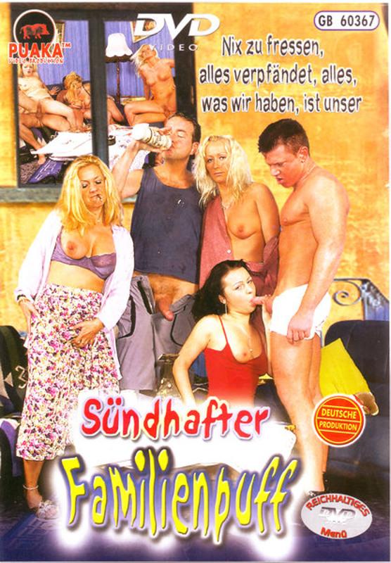 Sündhafter Familienpuff DVD Image