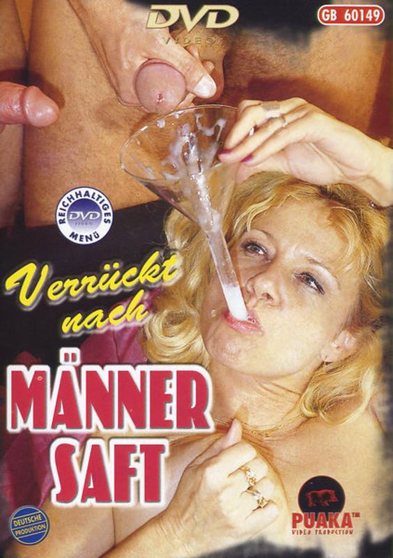 Verrückt nach Männersaft DVD Image