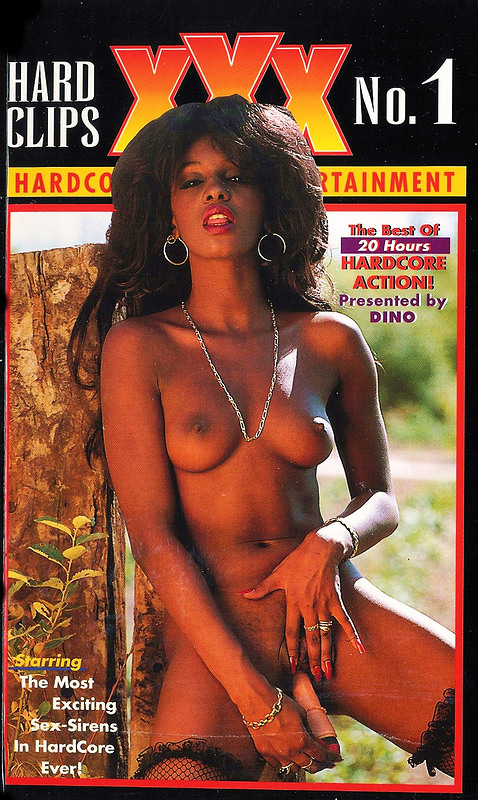 Hard Clips XXX No. 1 VHS-Video Image