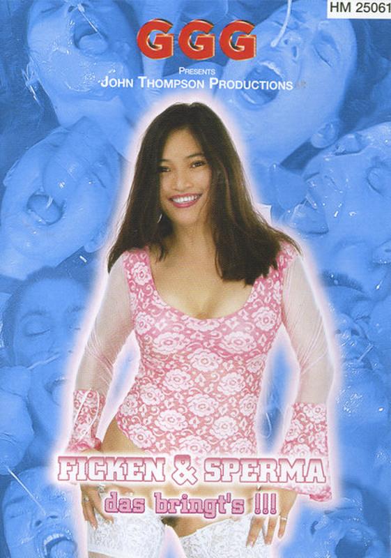 Ficken & Sperma das bringt's !!! DVD Image