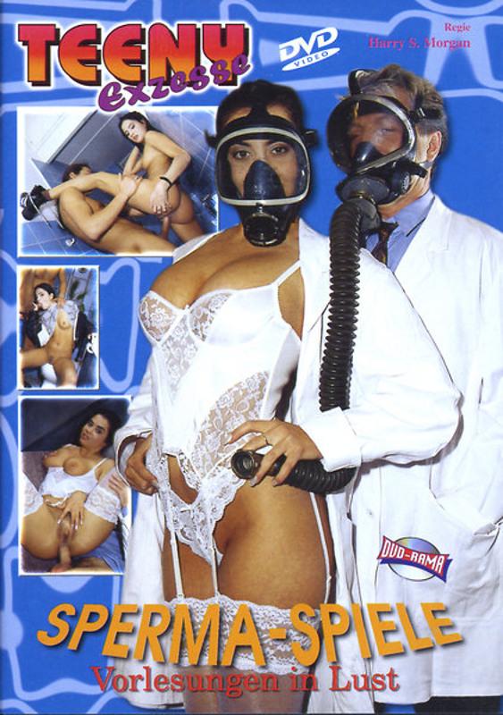 Sperma-Spiele DVD Image