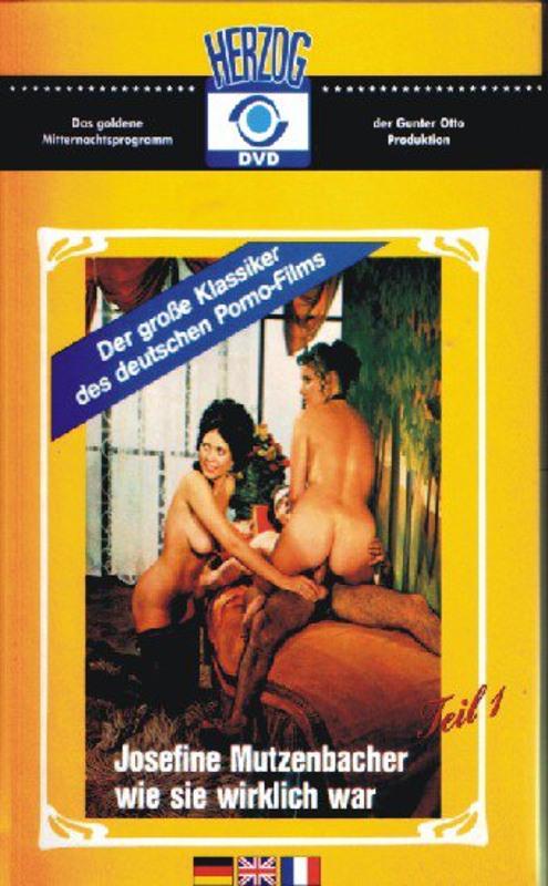 Josefine Mutzenbacher  Teil   1 DVD Image