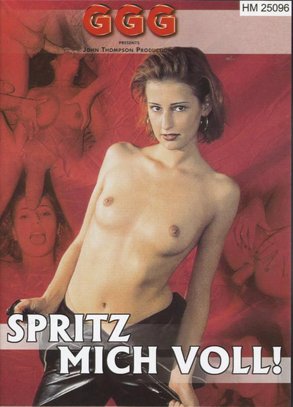 GGG - Spritz mich voll! DVD Image