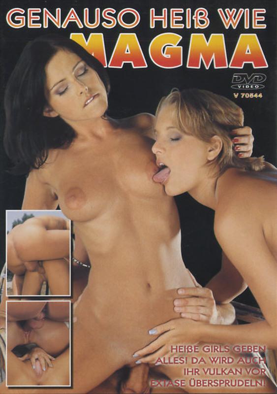 Genauso heiß wie Magma DVD Image