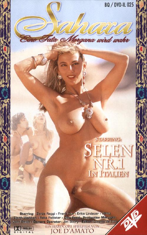 Sahara DVD Image