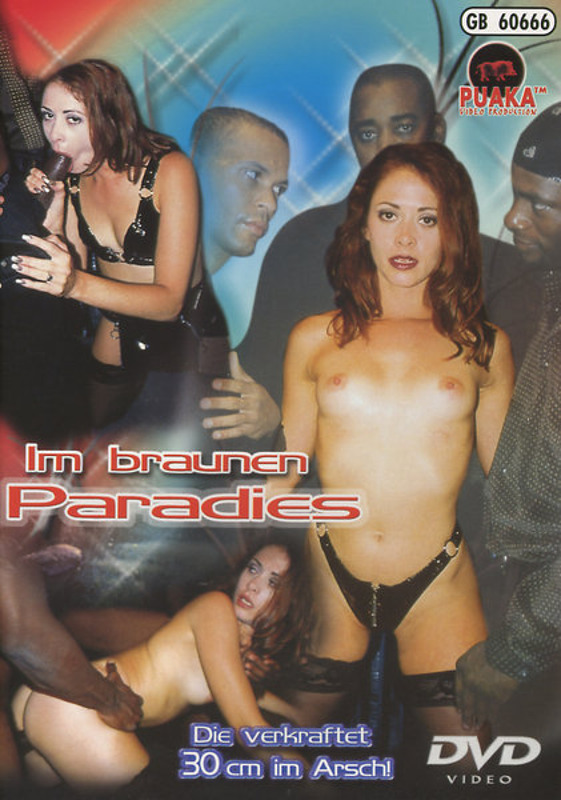 Im braunen Paradies DVD Image