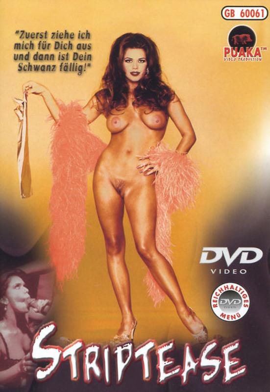 Striptease DVD Image