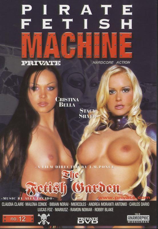 The Fetish Garden DVD Image