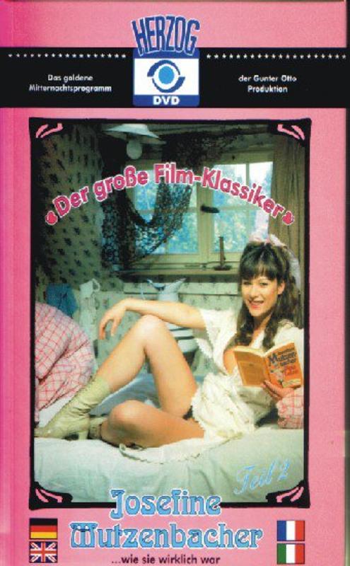 Josefine Mutzenbacher  Teil   2 DVD Image