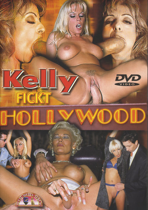Kelly fickt Hollywood DVD Image