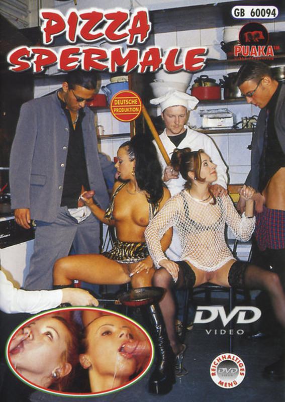 Pizza Spermale DVD Image
