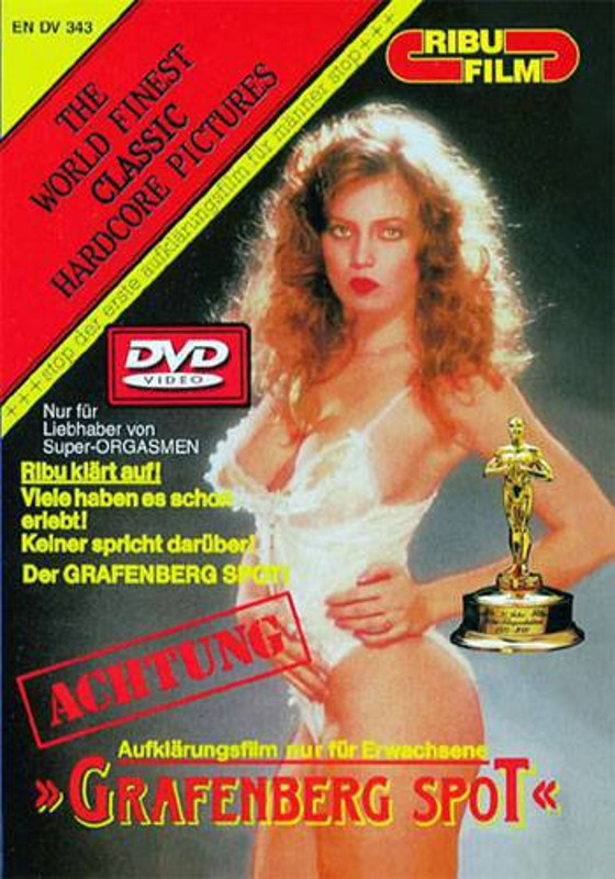 Tracy Lords - Grafenberg Spot DVD Image
