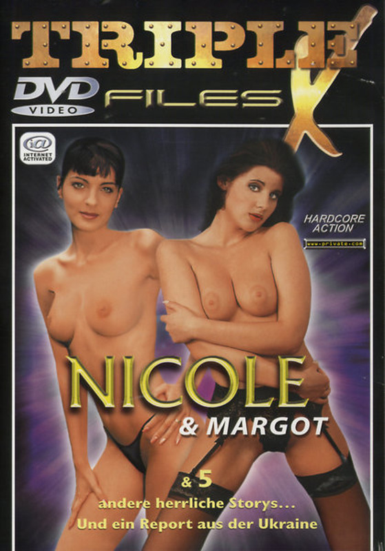 Triple X Files DVD Image