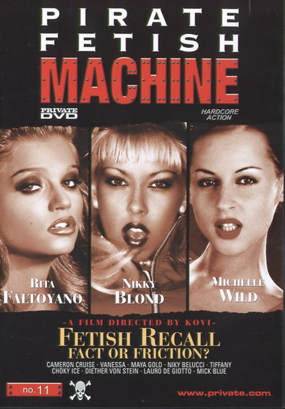 Fetish Recall Fact Or Friction? DVD Image