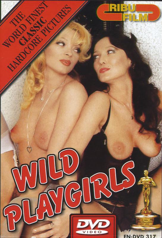 Wild Playgirls DVD Image