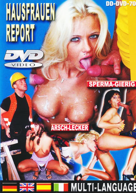 Hausfrauen Report DVD Image
