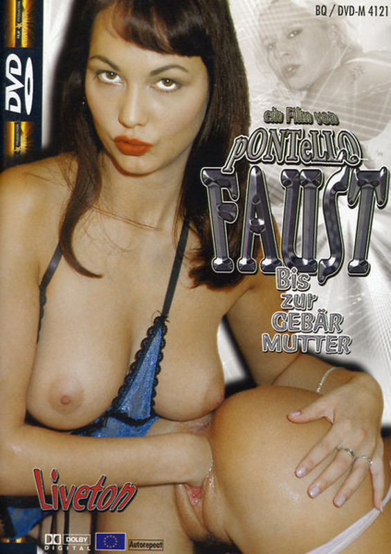 Faust anal dvd