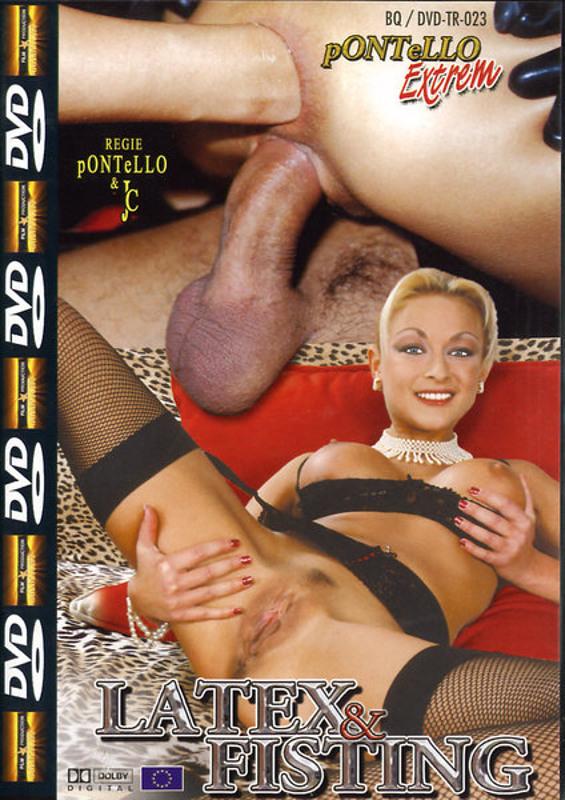 Latex & Fisting DVD image