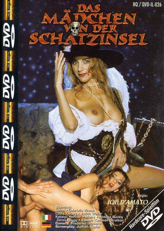 Das Mädchen von der Schatzinsel DVD image