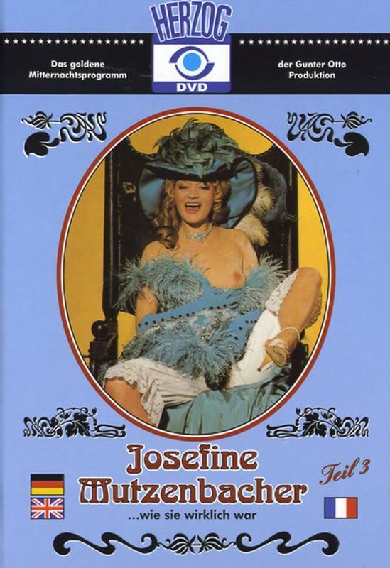 Josefine Mutzenbacher  Teil   3 DVD Image