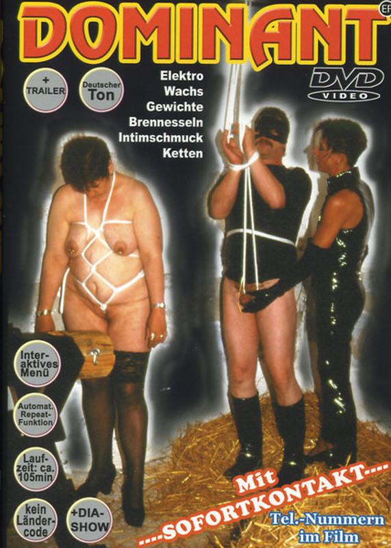 Dominant DVD Image